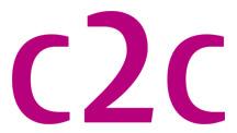 C2C Rail Logo